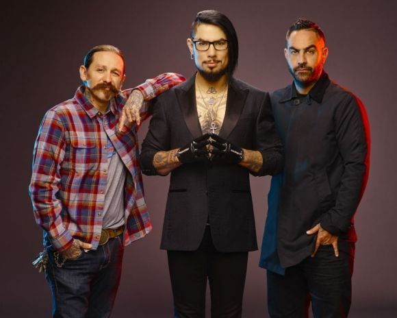 Ink Master - chris//dave//oliver -