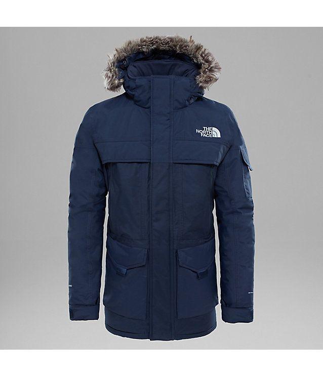 que buen look elegir despacho genuino mejor calificado Parka McMurdo 2 para hombre | The North Face | Clothes ...