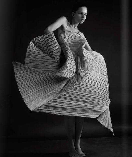 (Architecture and Fashion) Envelop inspiration