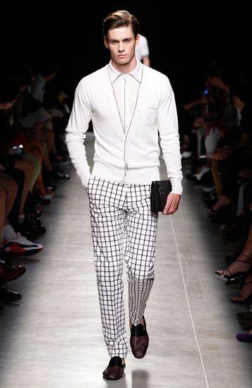 Bottega Veneta Men's Fashion 2014.