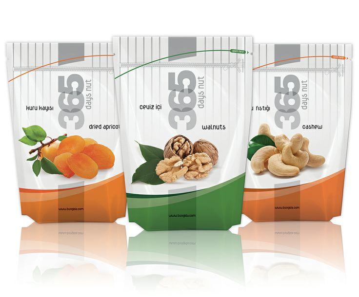 BSN gıda üreticisi için, Hotalı Ambalaj Tasarımı tarafından hazırlanan esnek ambalaj tasarımları. www.hotali.com.tr   #ambalaj  #ambalajtasarimi #pack #packagingdesign #doypack #kuruşemis #cerez #nuts