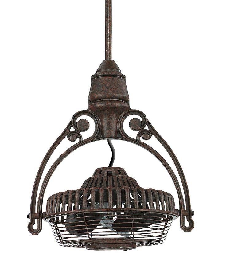 42 best ceiling fans images on pinterest ceiling fan ceiling caged ceiling fan black mozeypictures Choice Image