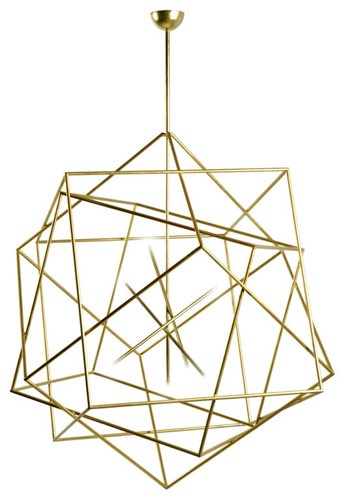 Hubert le Gall Polyedres Chandelier