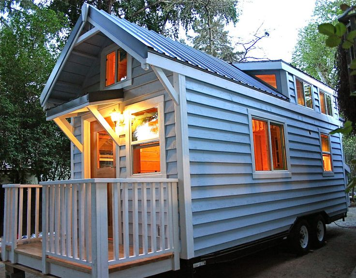 Little Houses On Wheels 1847 best tiny houses images on pinterest | small houses, small
