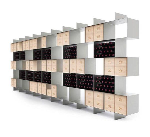 les 25 meilleures id es de la cat gorie range bouteille. Black Bedroom Furniture Sets. Home Design Ideas