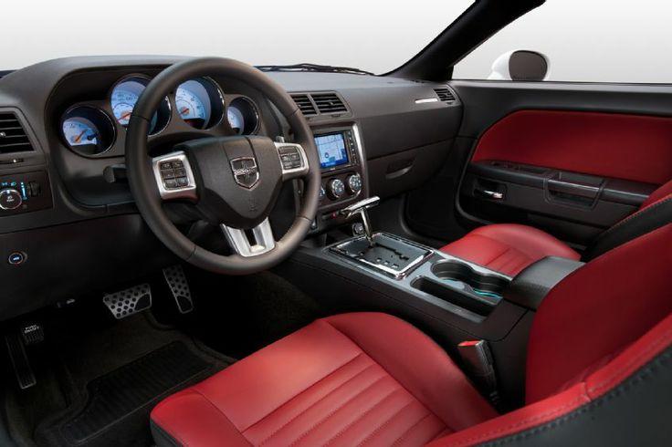 Mopar-Spec 2014 Dodge Challenger Teased