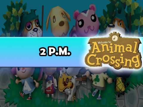 Animal Crossing - 2 P.M. (Extended)