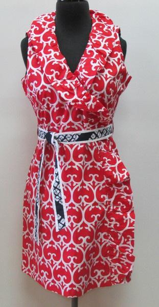 Newport Lattice Dress by Dizzy Lizzie  shopcocobella.com