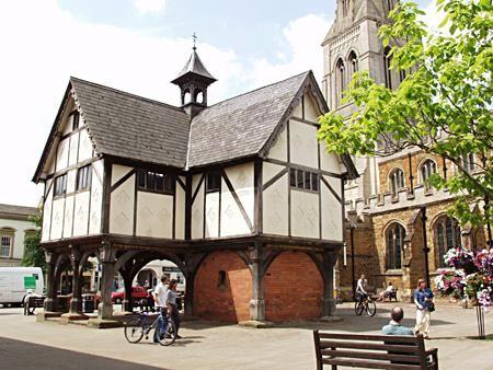 Market Harborough town