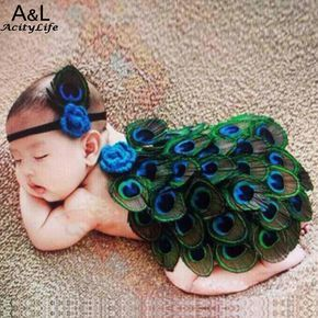 Find More Hats & Caps Information about Peacock Style Newborn Baby Photography Props Cute Animal Feather Design Photo Props with Headband New Hot Sale Costume Outfit 67,High Quality baby bottle props,China props dvd Suppliers, Cheap props cosplay from A-City-Life on Aliexpress.com