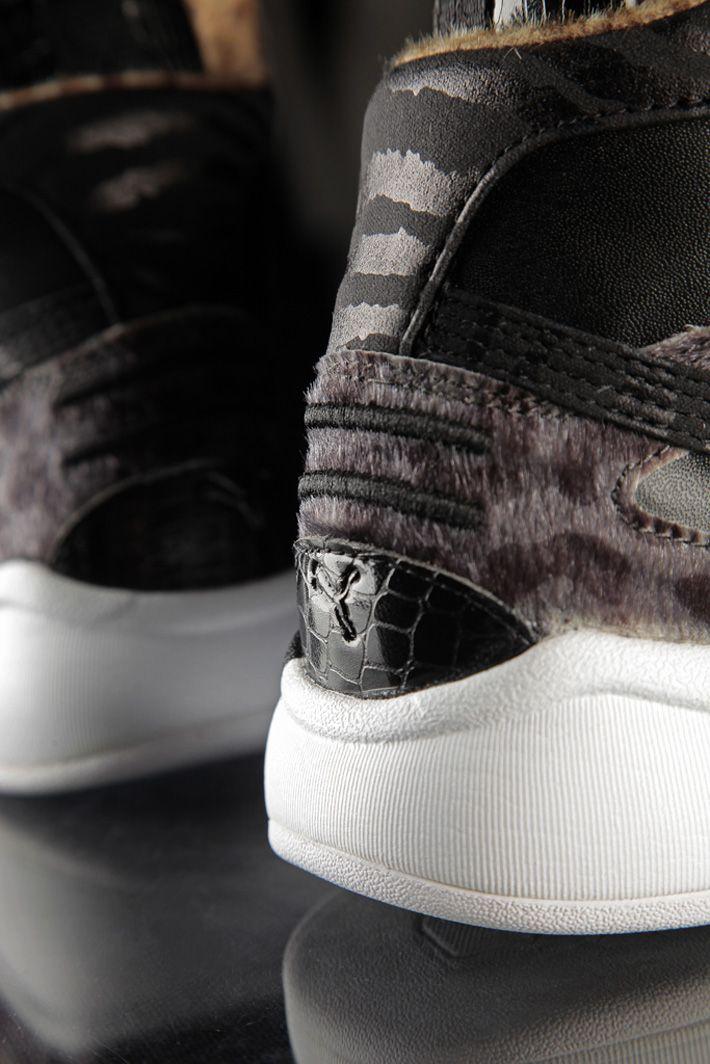 La nuova sneaker Marracash Limited Edition Future Trinomic Slipstream Lite è stata 'riscritta' secondo le regole di stile del King del Rap.