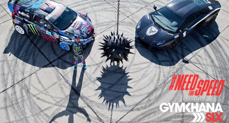 NEED FOR SPEED KEN BLOCK'S GYMKHANA SIX - ULTIMATE GYMKHANA GRID COURSE, #Cars, #Ford, #Games, #Gymkhana, #HD, #Lamborghini, #NFS, #Race, #Rally, #Sport, #Video
