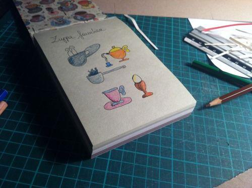 Tutto inizia da qui. Dal disegno di una piccola tazza che ricorda un poì il mondo di Alice nel paese delle meraviglie.