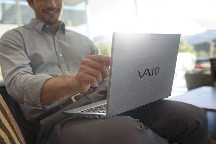 Available in our Norwich, UK showroom. Sony Vaio Laptops. #Norfolk #KneeTop