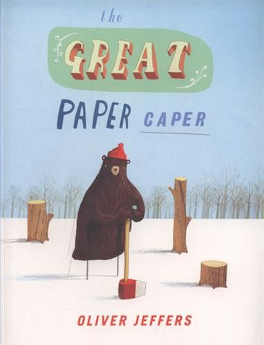 9780007182336,The Great Paper Caper,JEFFERS OLIVER,Book,,An exciting picture book, featuring brand new characters from highly-regarded, best-selling, multi-a