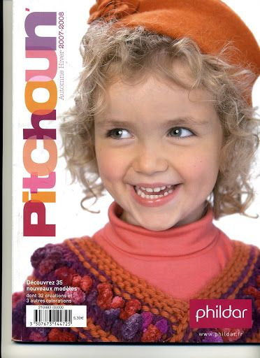 Phildar №483 Pitchoun 2007-2008 - Татьяна Банацкая - Picasa Webalbumok