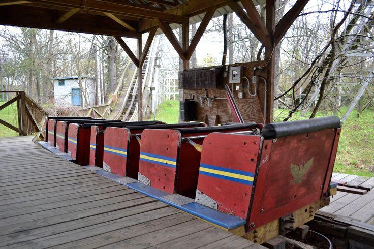 Abandoned Amusement Park - PA
