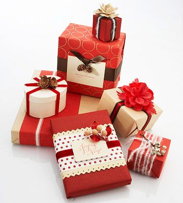 Last-Minute Christmas Gift-Wrapping Ideas