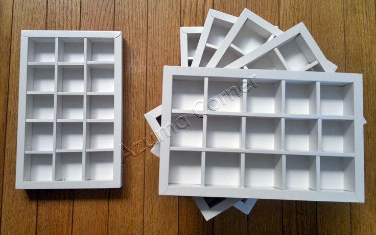 Box | Kotak isi 15 (5x3).   https://fb.me/azumacorner