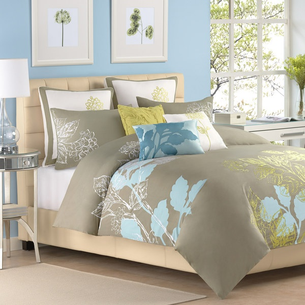 27 Best Images About Green Master Redo On Pinterest Guest Bedrooms Bedding And Duvet Covers