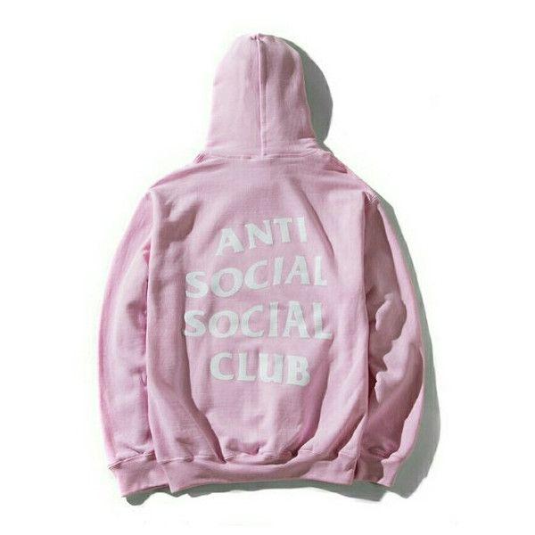 I feel like anti social club HOODIE-I feel like Pablo Kanye Assc-NEW s-3xl