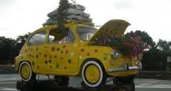 Resultado de imagen de coches hippies