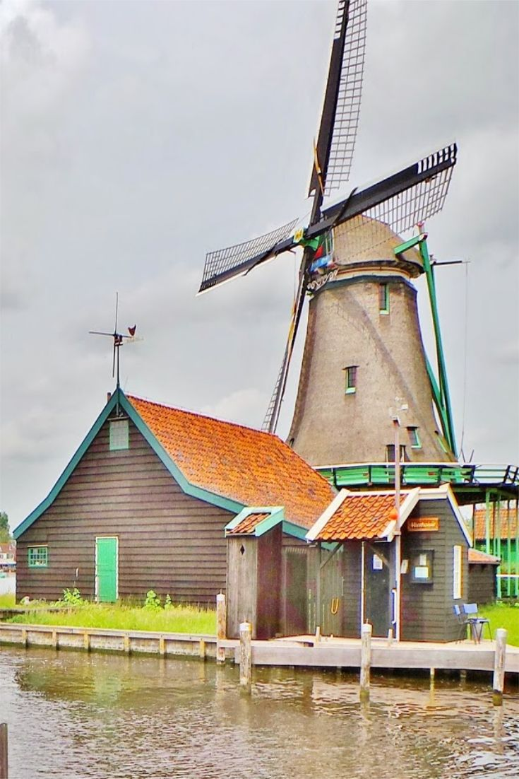 Top Windmills You Must Visit Near Amsterdam