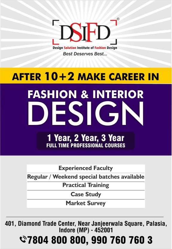 Design Solution Institute Of Fashion Designing In India Design Solutions Fashion Designing Colleges Solutions