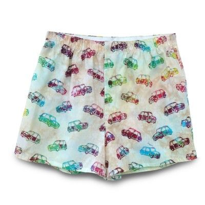 Novelty Gift Boxer size M Mini Cooper LIKE us https://www.facebook.com/aquazybeachwear