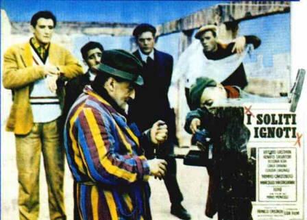 Un film di Mario Monicelli. Con Vittorio Gassman, Marcello Mastroianni, Renato Salvatori, Totò, Carla Gravina. continua» Commedia, Ratings: Kids+13, durata 111 min. - Italia 1958.