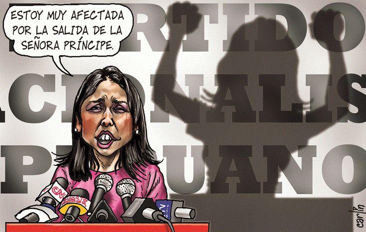 Carlincatura del Viernes 23 de Octubre, 2015 | Noticias del Perú | LaRepublica.pe