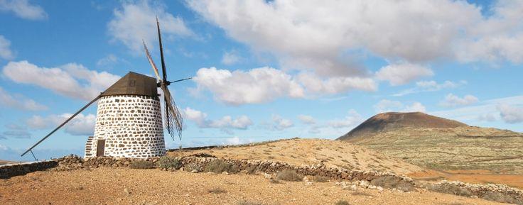Fuerteventura Ferien: Badeferien + Surfen