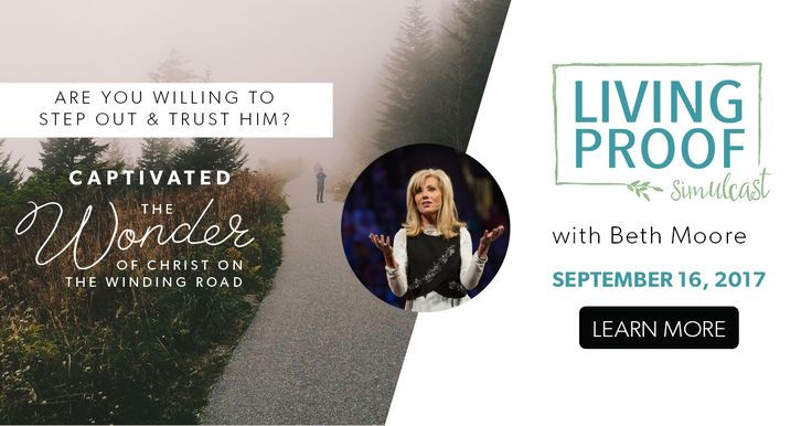 It's not too late to join #LifeWayWomen and Beth Moore for a day of worship, biblical teaching, and fun! #LProof17