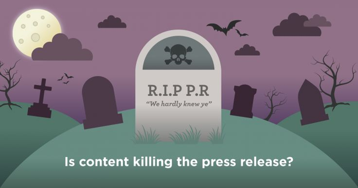 Is content killing the press release?  http://jbh.co.uk/blog/content-killing-press-release