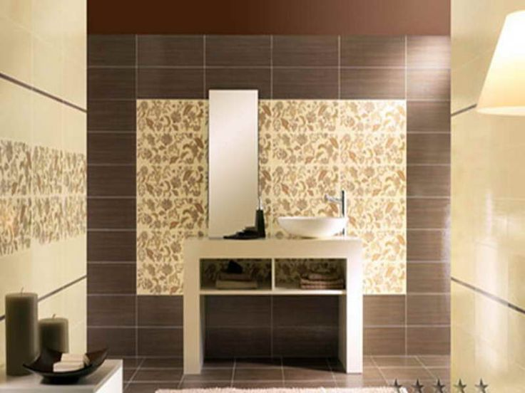 Best Tile Design For Small Bathroom : Best images about the tile designs for bathrooms