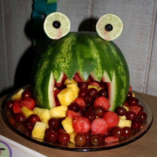 Good Monsters Inc. Party Idea