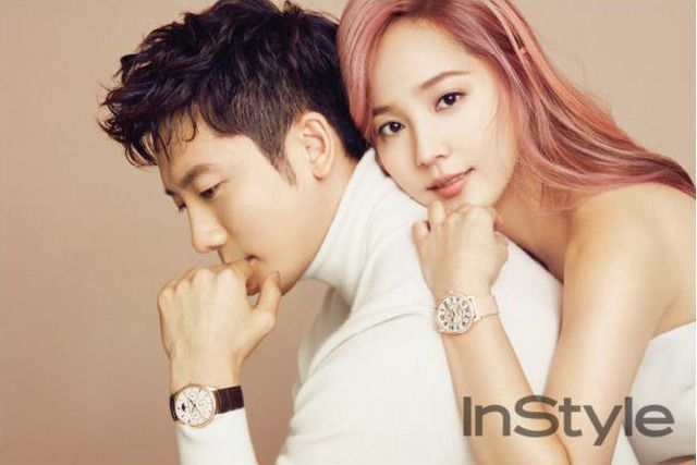 Looking closer and more in love than ever, Eugene and hubby Ki Tae Young showed up in the pages of InStyle for February. We think they look adorable. Check it out! Source | InStyle