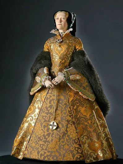 """Mary I Tudor """"Bloody Mary"""" - Intended to restore England to Rome with her devotion."""