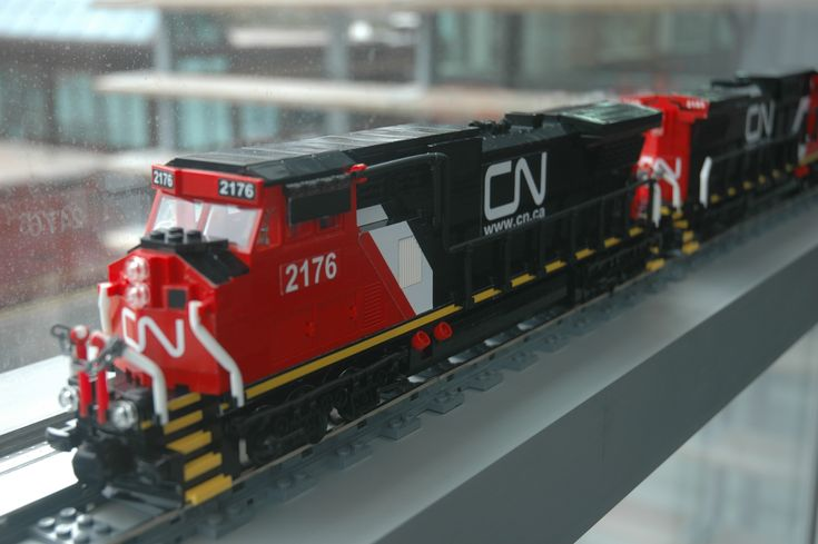 another great lego train.