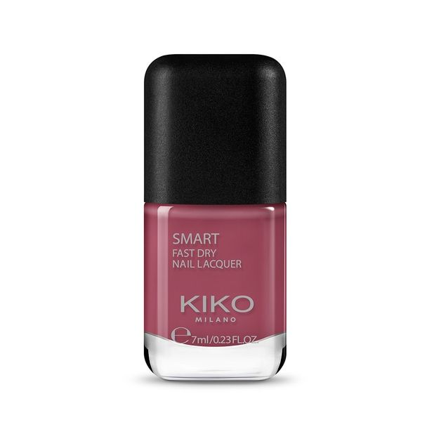 Rapid Drying Nail Lacquer Smart Nail Lacquer Kiko Milano Smart Nails Dry Nails Nail Lacquer