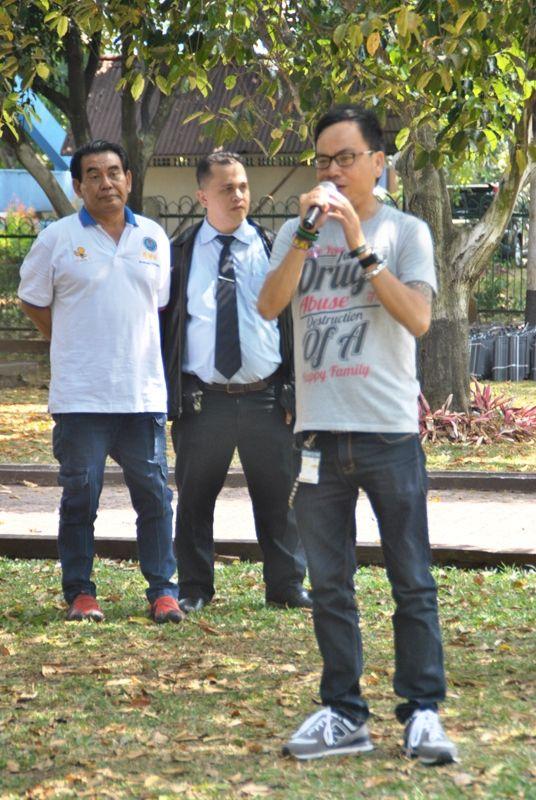 Wisma Soegondo Djojopoespito (PPPON) Cibubur Jakarta Timur