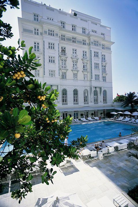 Hotel Rio - Copacabana Palace - http://www.absolut-sport.com/olympia-rio-2016-tickets-reisen/