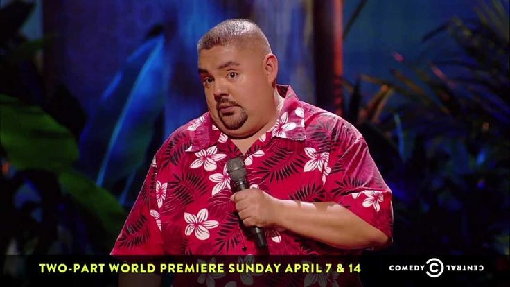 """Preview of """"Aloha Fluffy: Gabriel Iglesias - LIVE from Hawaii"""" (new spec..."""