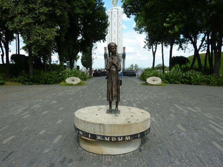Il 27 gennaio noi italiani commemoriamo i caduti della follia nazista con La giornata della memoria. ...e l'Holodomor?