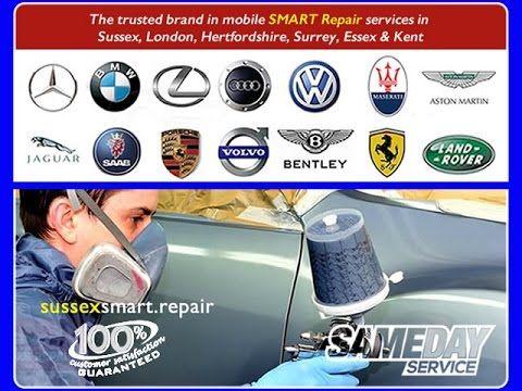 ✅ SMART Repair Sussex - Mobile Car Repair - Mobile SMART Repair