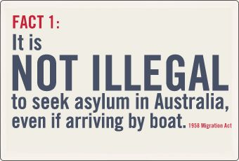 Rethink refugees fact one © AI