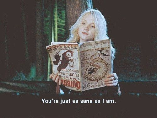 """When Luna served this iconic line. 
