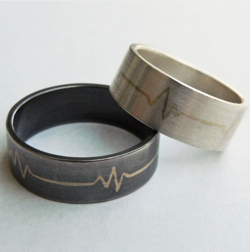 1000+ images about Ringe / rings on Pinterest  Man wedding rings ...