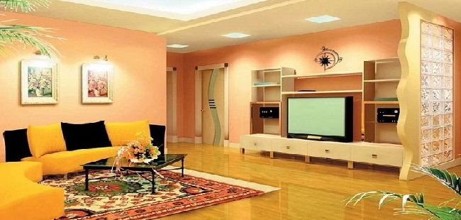 Living Room Paint Color Trends