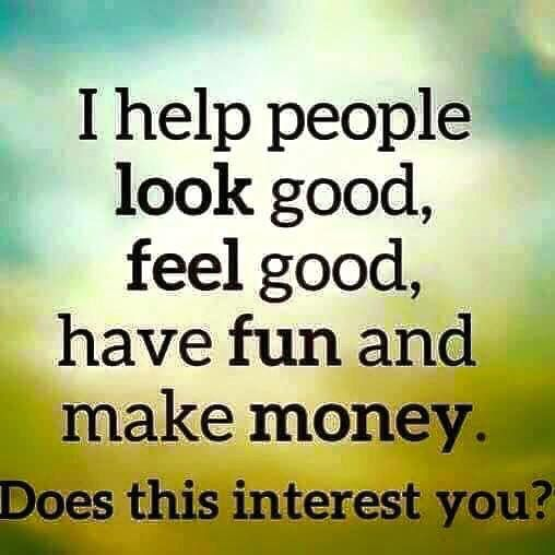 Message me...opportunity is knocking!